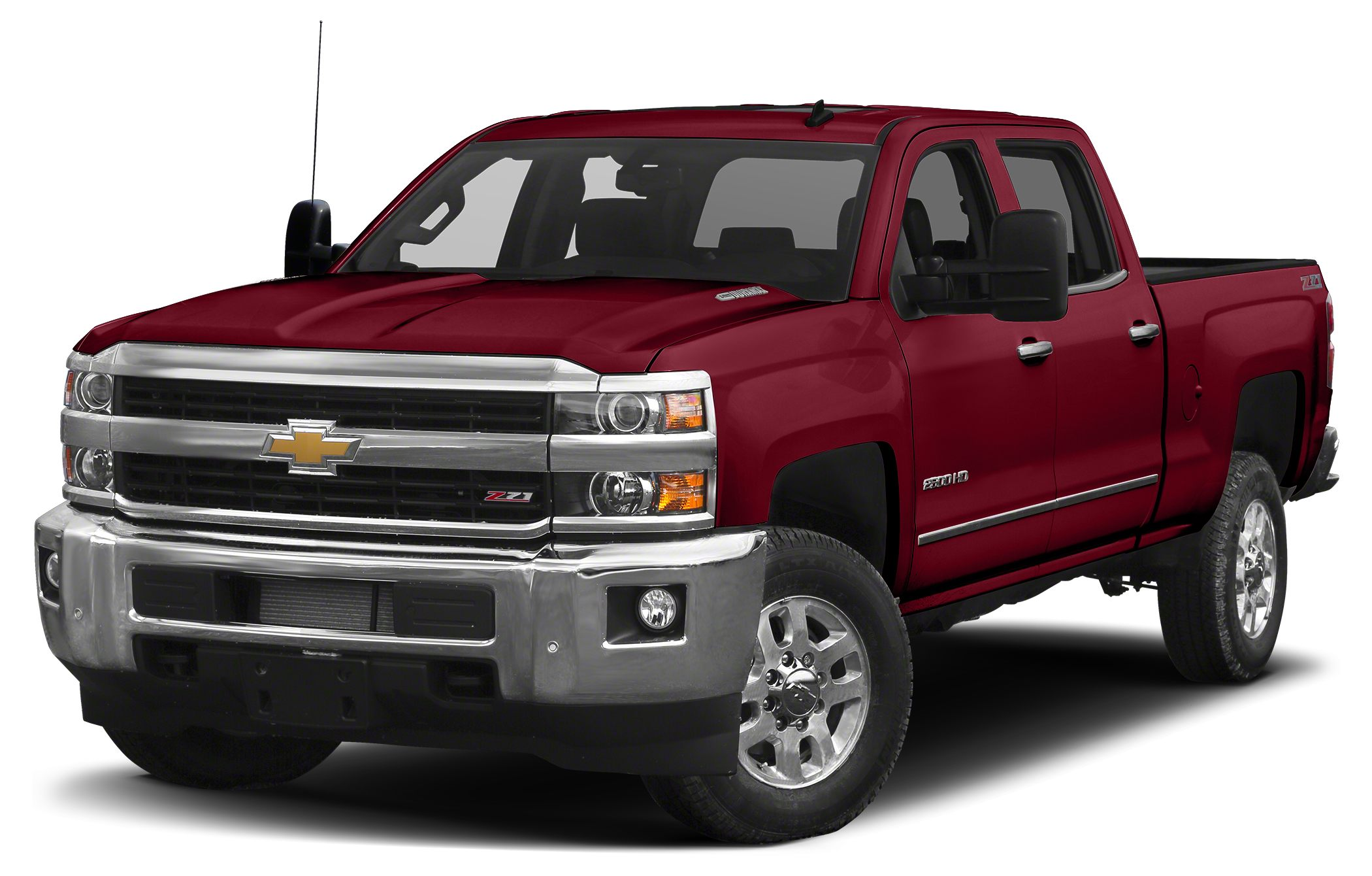 2018 Chevrolet Silverado 2500HD High Country Nav System Heated Leather Seats Bed Liner Chrome W