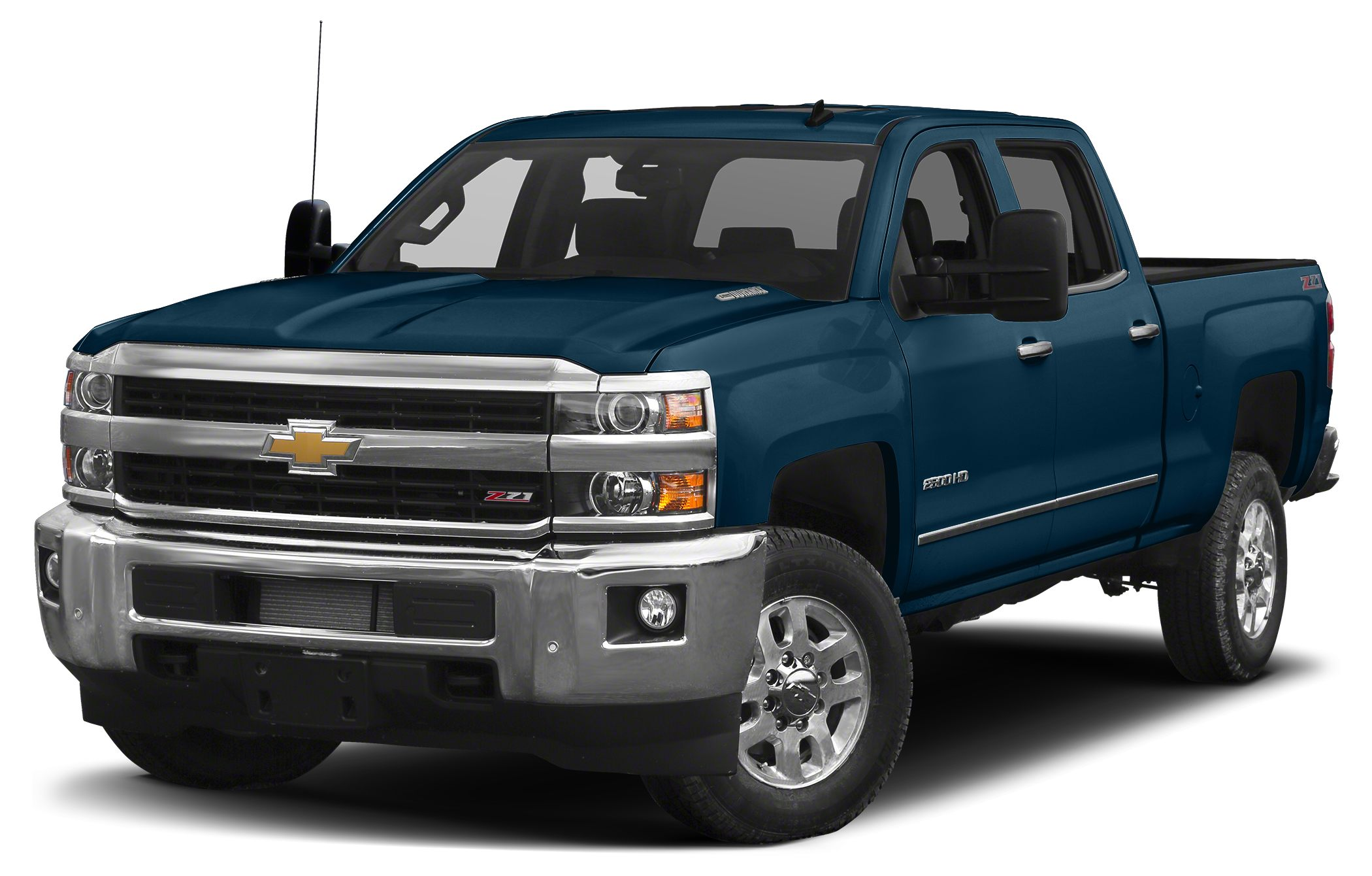 2018 Chevrolet Silverado 2500HD High Country Navigation Heated Leather Seats Alloy Wheels 4x4
