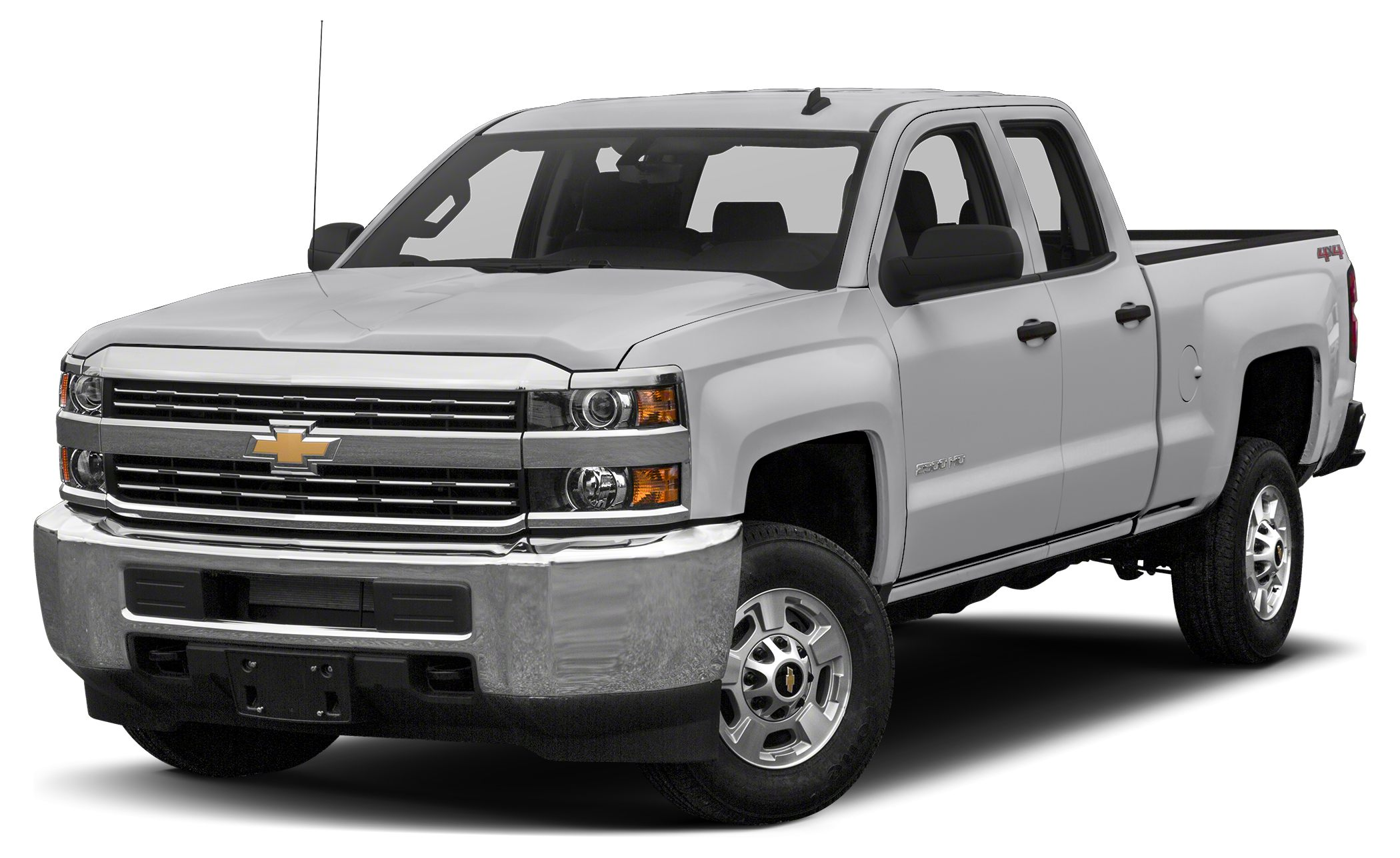 2018 Chevrolet Silverado 2500HD LT 4WD 6-Speed Automatic Vortec 60L V8 SFI Flex Fuel VVT 6-Speed