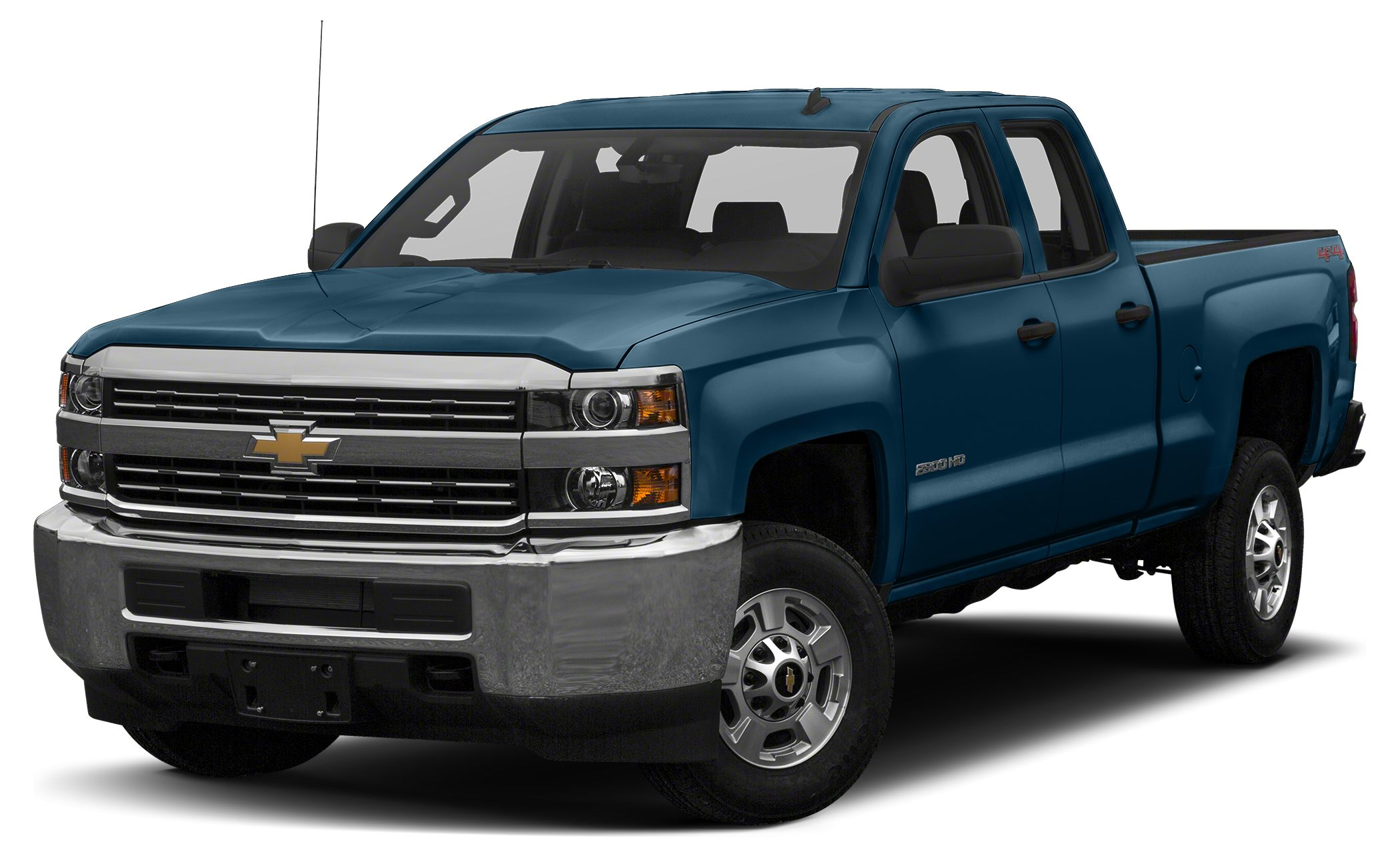 2015 Chevrolet Silverado 2500HD LT Heated Seats Aluminum Wheels Hitch TRAILERING EQUIPMENT Sat
