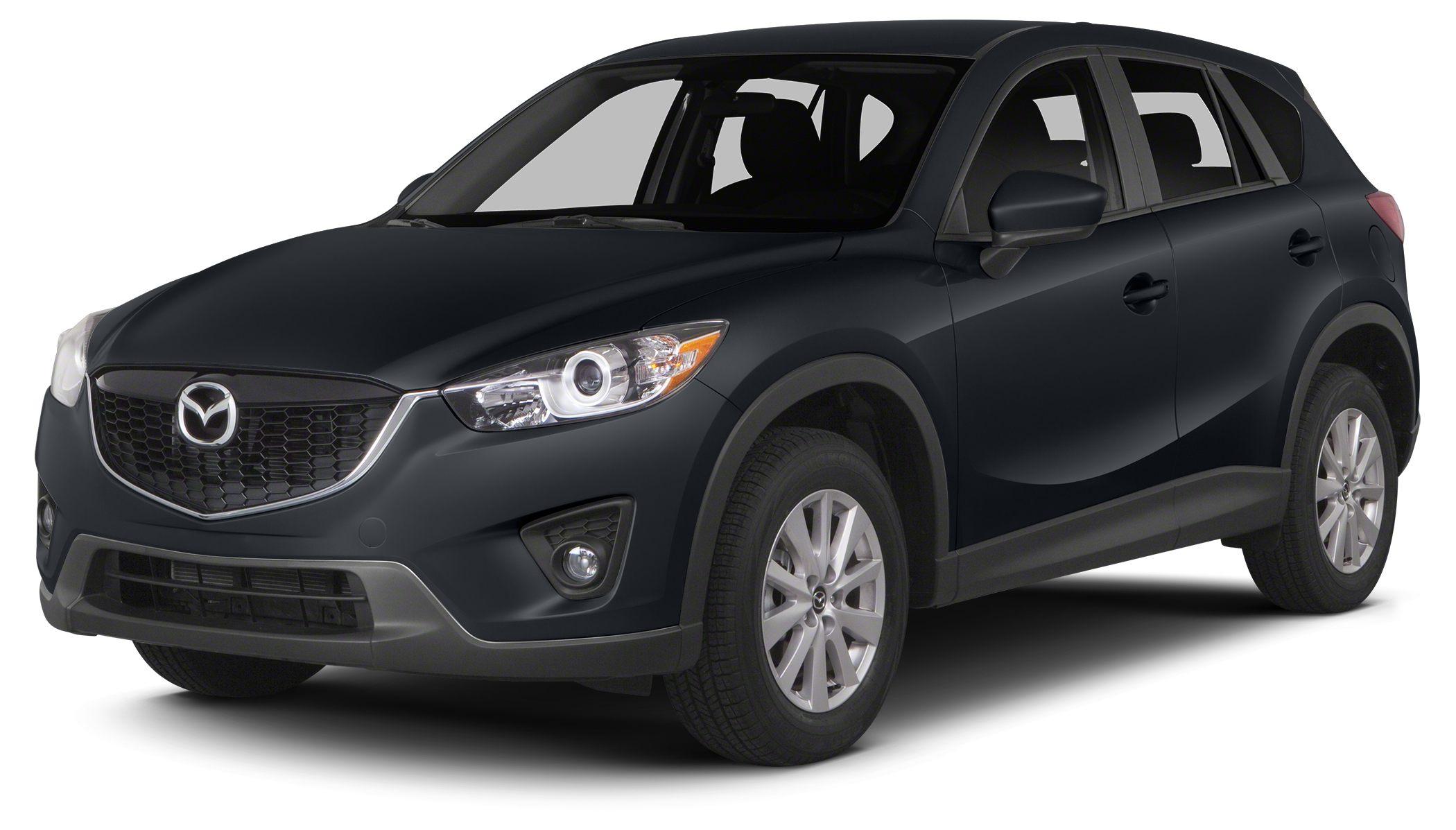 2013 Mazda CX-5 Touring Outstanding design defines the 2013 Mazda Mazda CX-5 It offers the latest