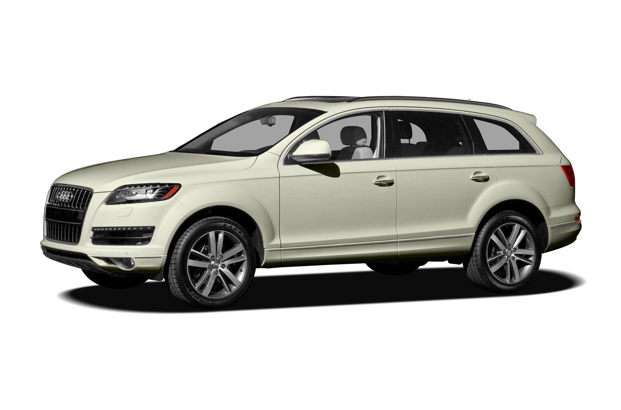 2010 Audi Q7 36 quattro Premium Miles 63322Color Gray Stock 006742 VIN WA1LYAFE2AD006742