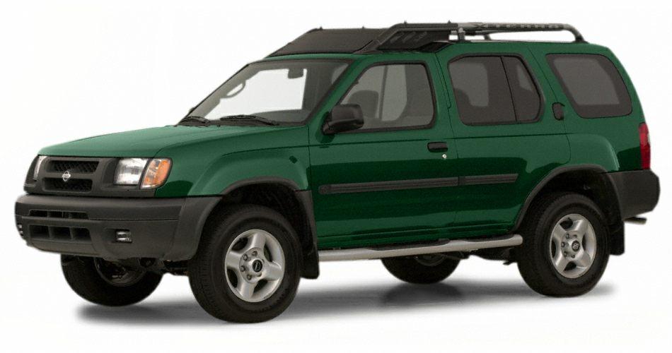 2001 Nissan Xterra XE-V6 Miles 177239Color Gray Stock B15090C VIN 5N1ED28T11C552168