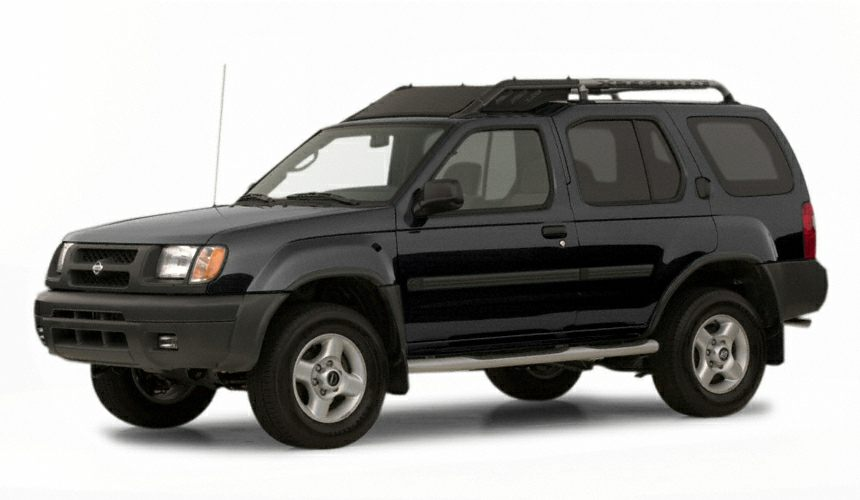 2001 Nissan Xterra SE Miles 265413Color Super Black Stock K17815A VIN 5N1ED28T41C519276