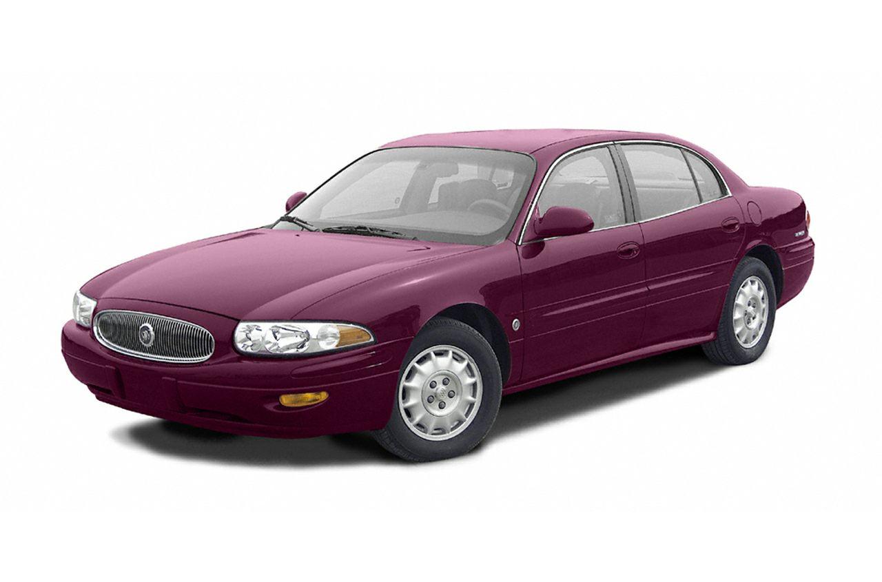 2003 Buick LeSabre Custom Miles 123623Stock 3U214481 VIN 1G4HP52KX3U214481