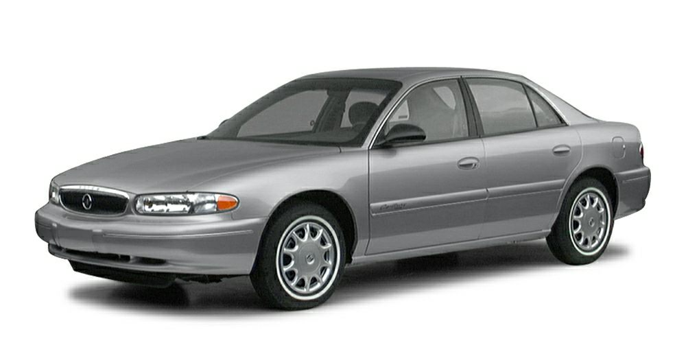 2003 Buick Century Custom Grab a bargain on this 2003 Buick Century Custom while we have it Roomy