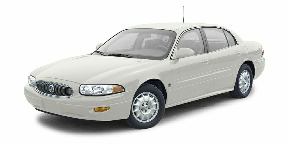 2003 Buick LeSabre Custom Miles 0Color White Stock L16801A VIN 1G4HP52KX3U181952
