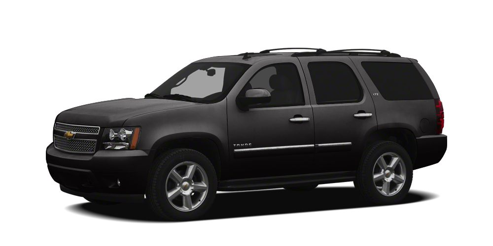 2012 Chevrolet Tahoe LT Excellent Condition Heated Leather Seats 3rd Row Seat Alloy Wheels Rea