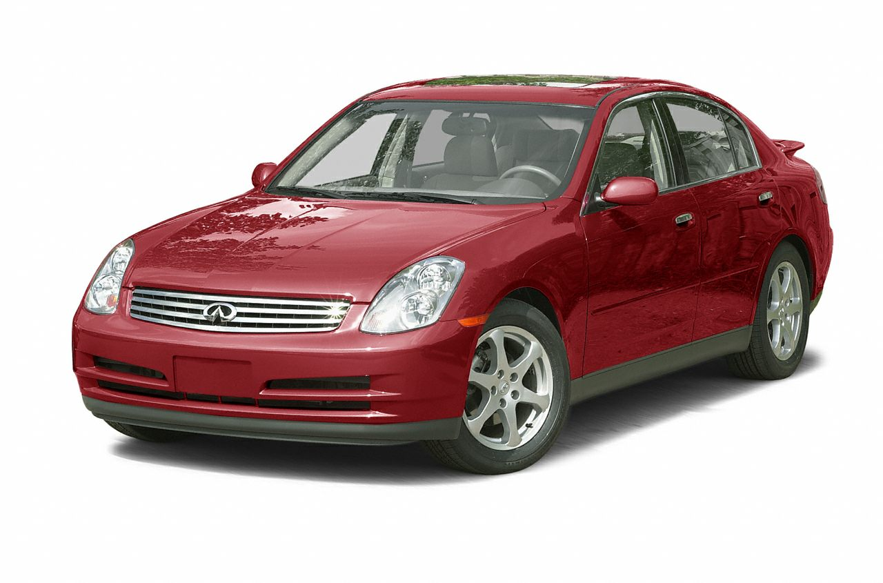 2003 Infiniti G35 Luxury Clean Carfax One Owner - Lowest Miles - Loaded Super Clean - Check the P