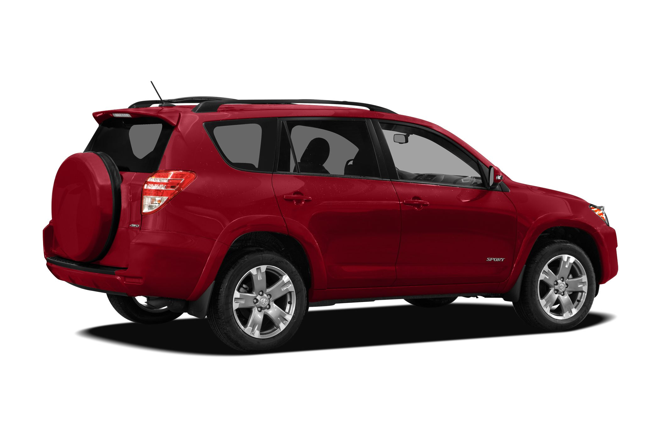 2009 Toyota RAV4 Base Vehicle Options 4WDAWD Front Air Dam Second Row Folding Seat ABS Brakes Fro