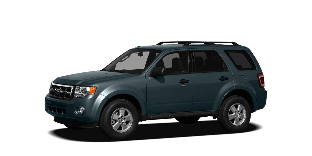 2012 Ford Escape XLT GREAT MILES 41911 FUEL EFFICIENT 27 MPG Hwy20 MPG City XLT trim iPodMP3