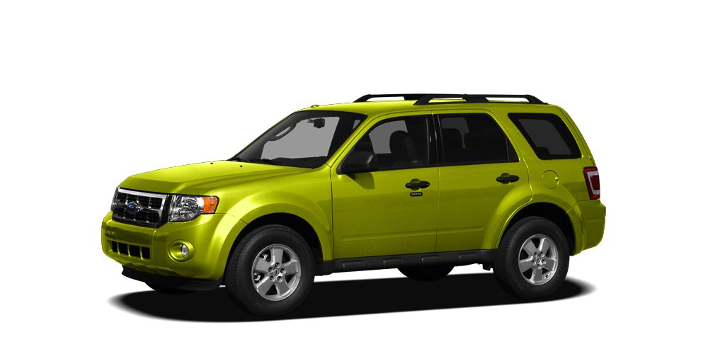 2012 Ford Escape XLS Miles 49320Color Lime Squeeze Stock 16MU13A VIN 1FMCU0C72CKB09932