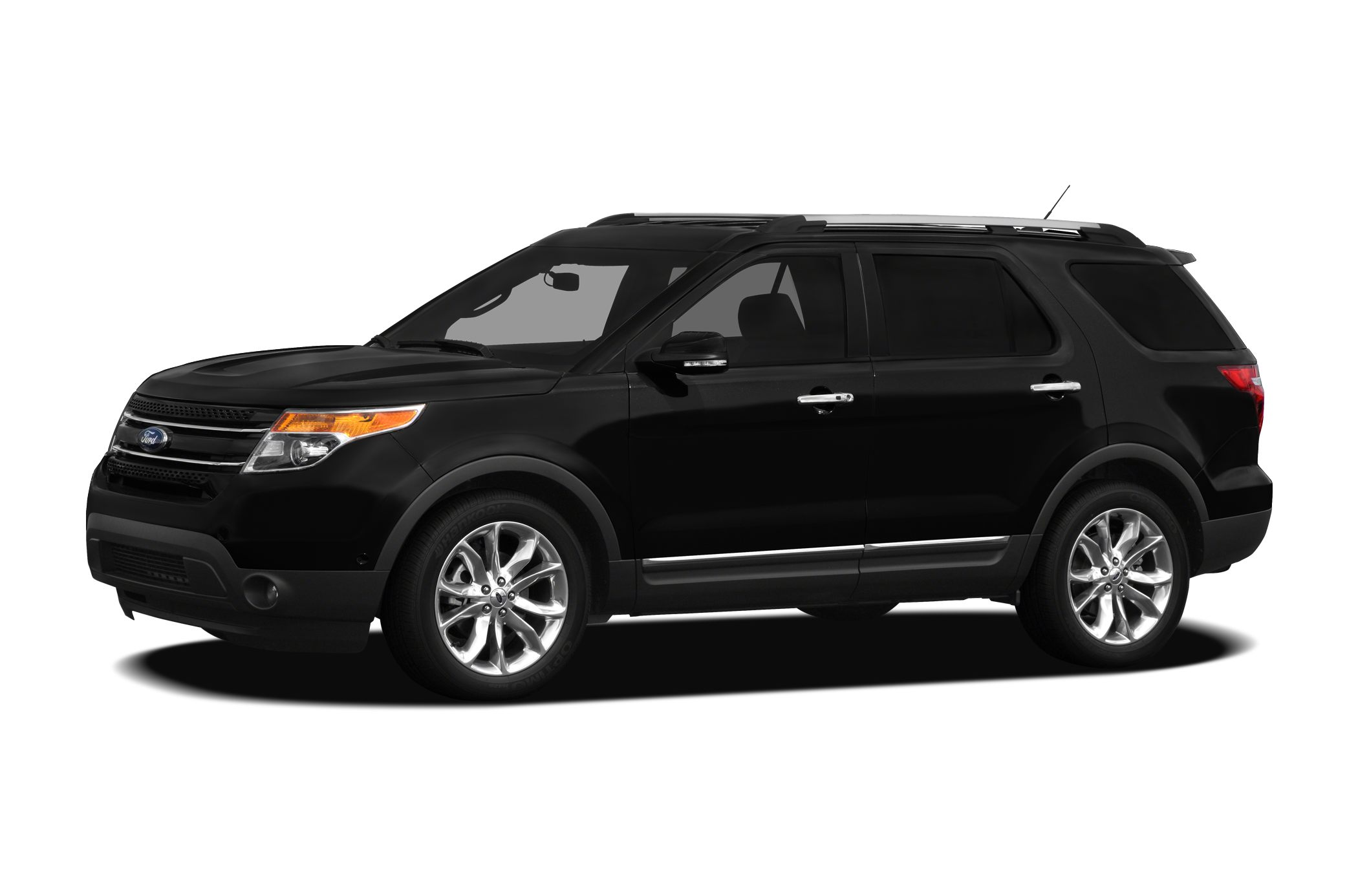 2012 Ford Explorer Limited Load your family into the 2012 Ford Explorer A comfortable ride with r