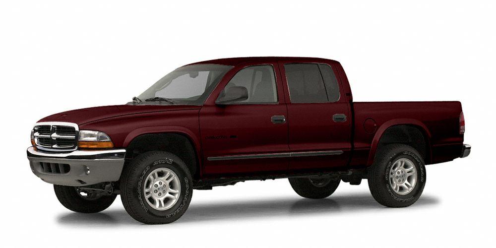 2003 Dodge Dakota SLT Miles 175711Color Dark Garnet Red Pearlcoat Stock M6370A VIN 1D7HL48N2