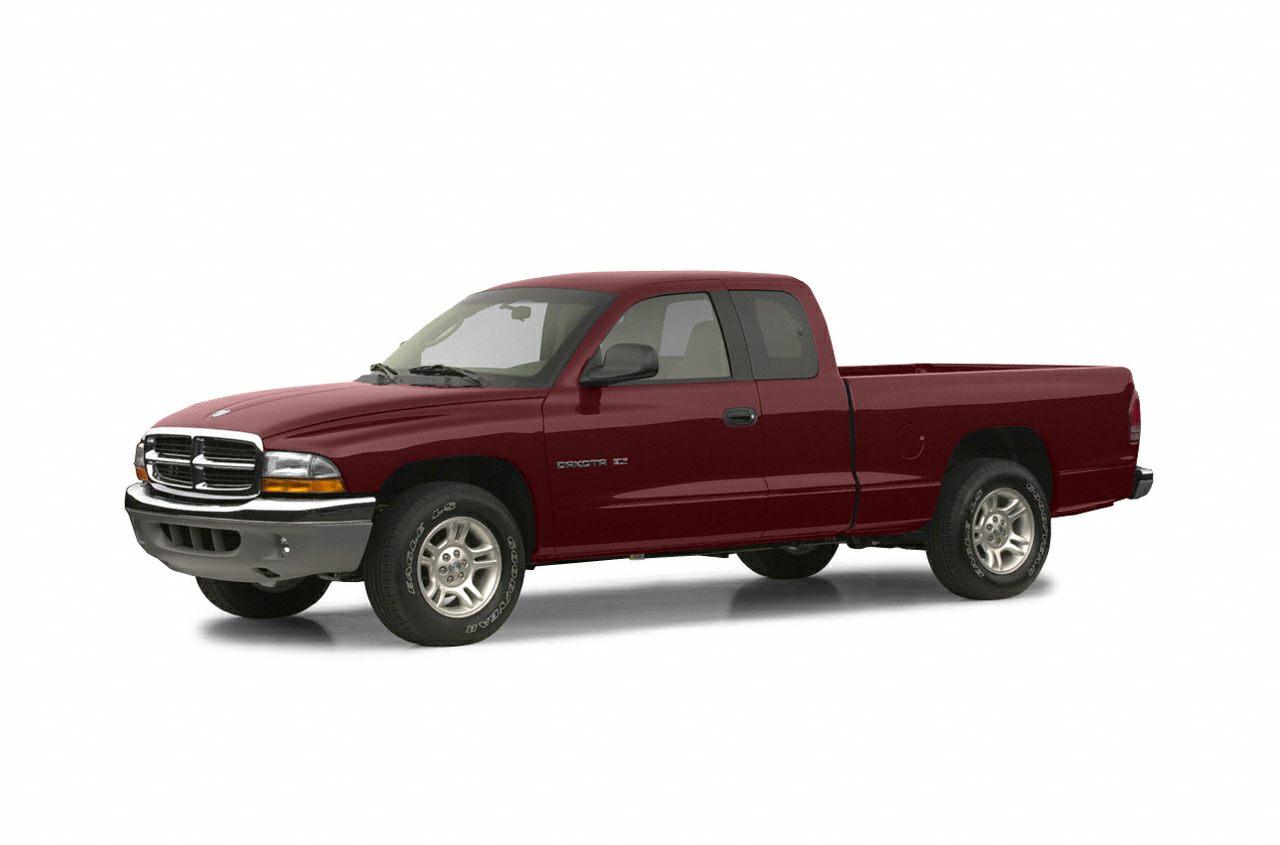 2003 Dodge Dakota Sport Miles 87150Color Blue Stock T16278B VIN 1D7HL32NX3S321482
