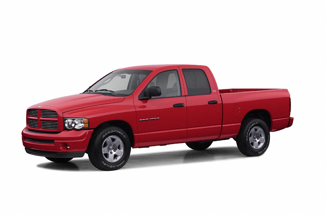 2003 Dodge Ram 1500 SLTLaramie CLEAN VEHICLE HISTORYNO ACCIDENTS RECENT DD FORD TRADE IN a