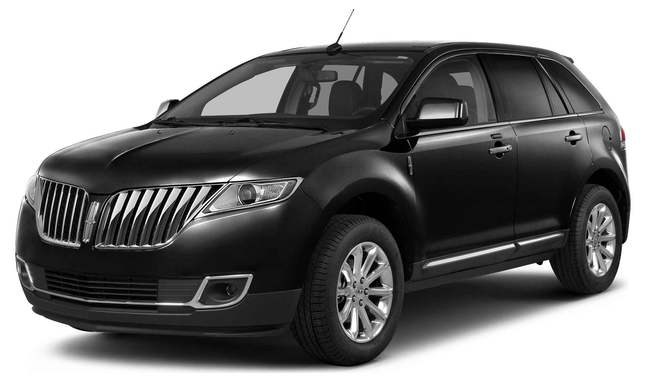 2014 Lincoln MKX Base Miles 37743Color Tuxedo Black Metallic Stock JC515B VIN 2LMDJ8JK1EBL02