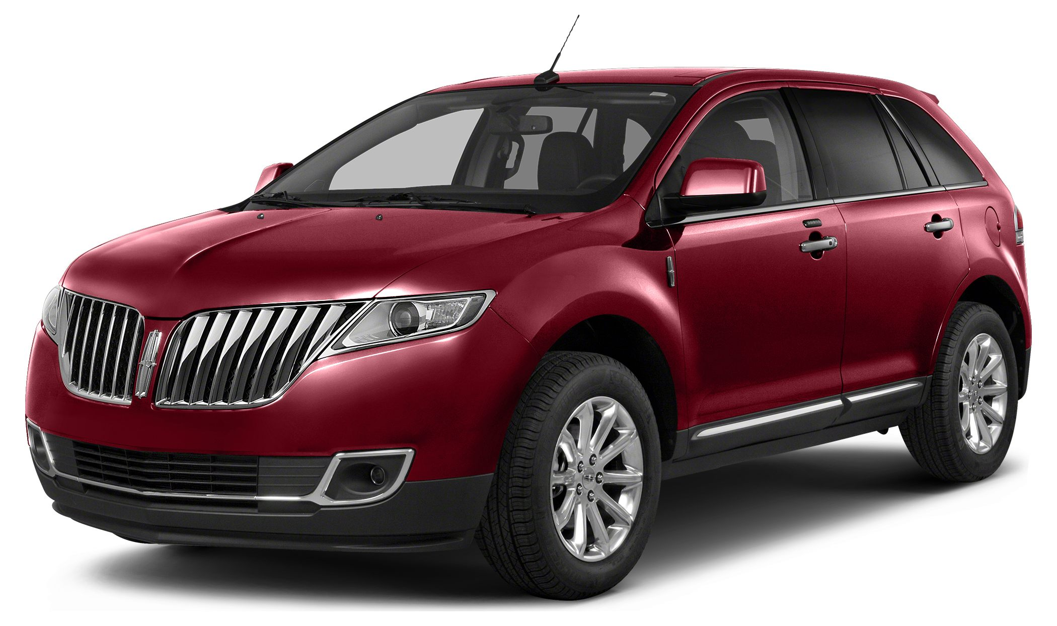 2014 Lincoln MKX Base Miles 35945Color Ruby Red Metallic Tinted Clearcoat Stock 9583 VIN 2LM