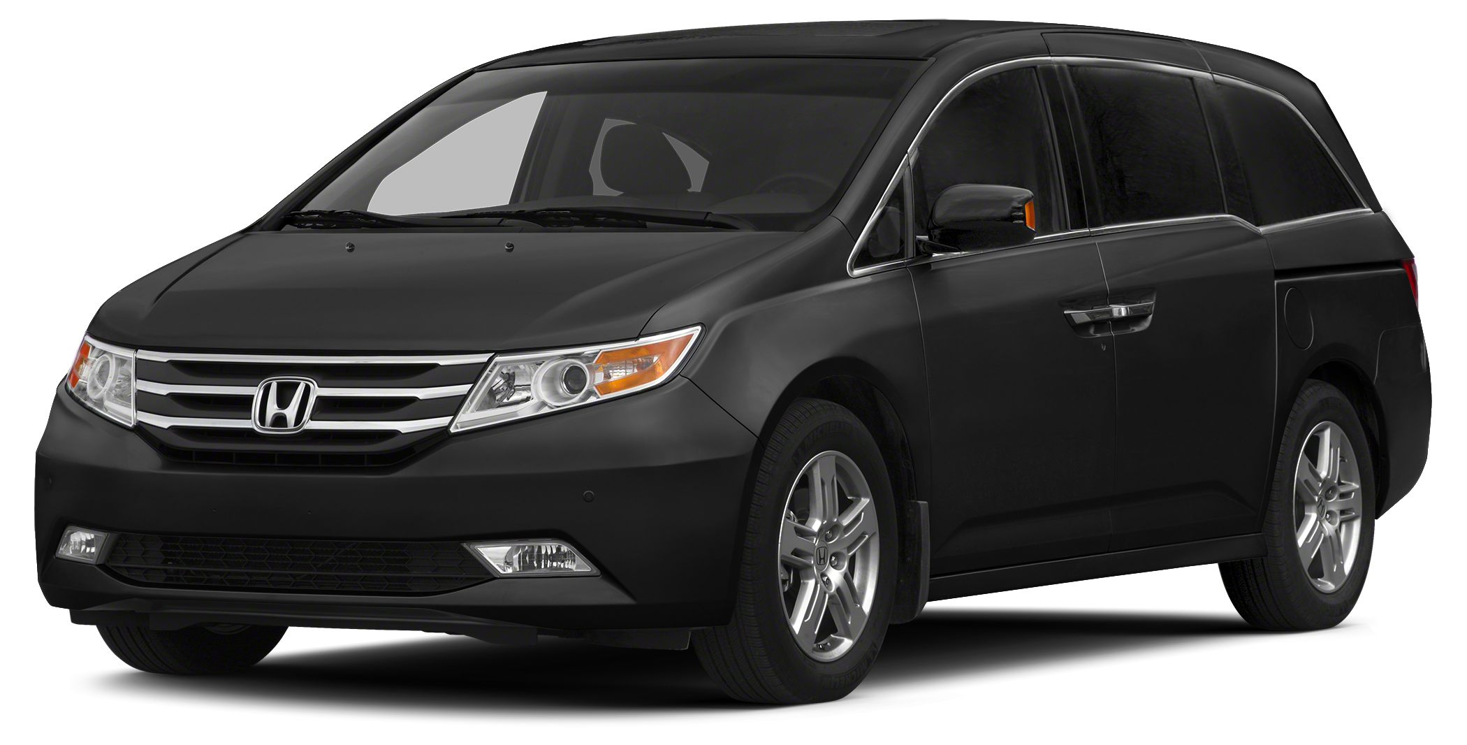 2013 Honda Odyssey EX-L ODYSSYEL EX-L HEATED SEATS 7 PASSENGER SEATING LEATHER ROOF HEATED SE