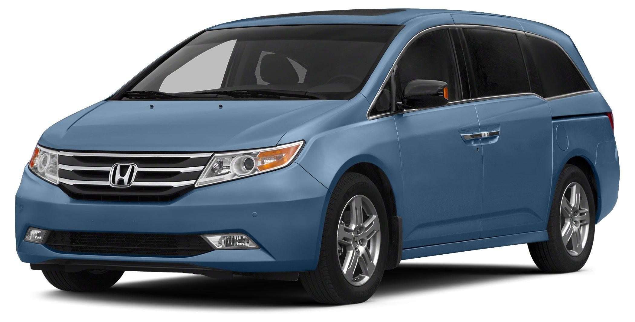 2013 Honda Odyssey EX-L w Navigation This 2013 Honda Odyssey 4dr EX-L features a 35L V6 CYLINDER