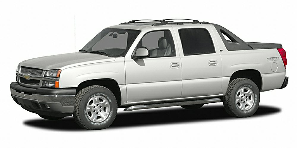 2005 Chevrolet Avalanche LS Miles 124445Color Summit White Stock R15266A VIN 3GNEC12Z35G1096