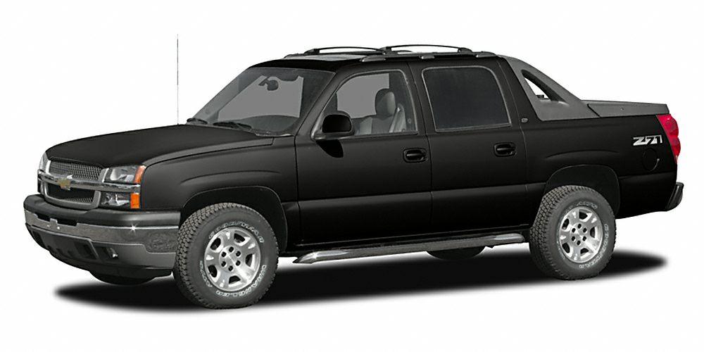 2005 Chevrolet Avalanche  Miles 116674Color Black Stock 347203A VIN 3GNEK12Z85G244331