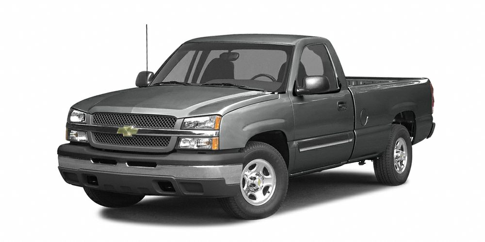 2005 Chevrolet Silverado 1500 LS Snatch a steal on this 2005 Chevrolet Silverado 1500 Work Truck b