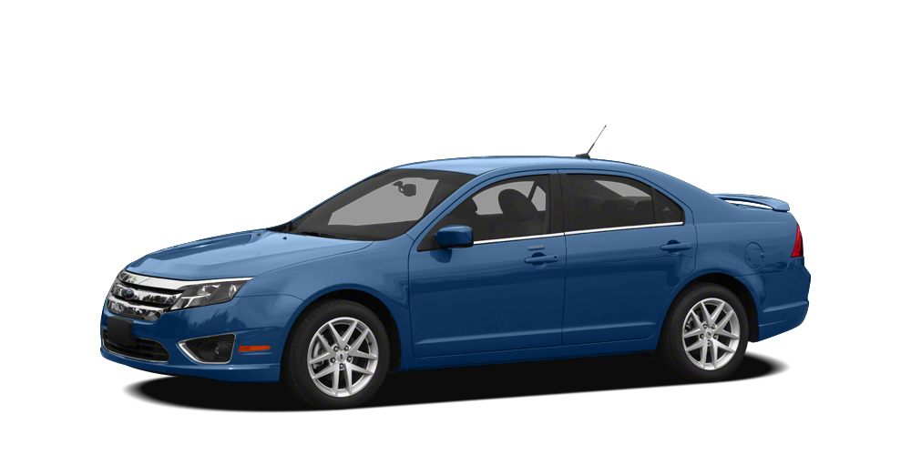 2010 Ford Fusion SEL Miles 109869Color Sport Blue Clearcoat Metallic Stock 7160869A VIN 3FAH