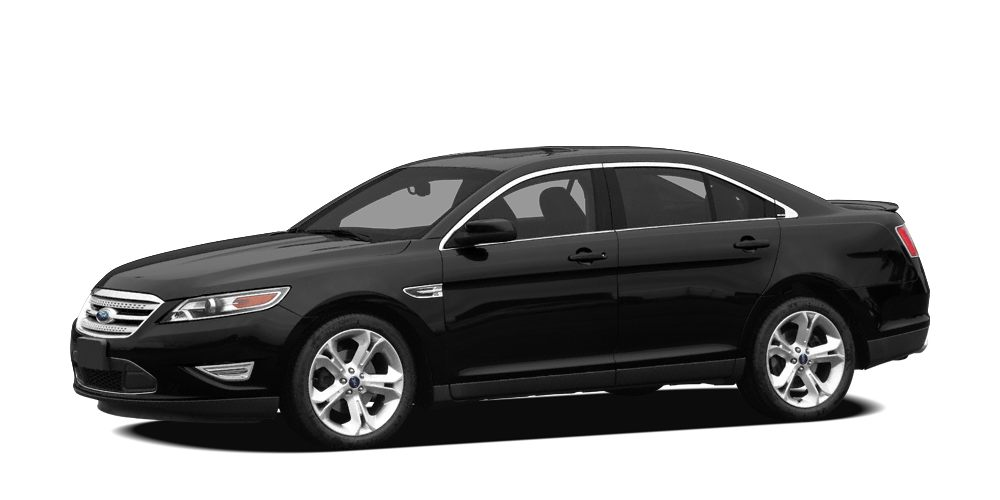 2010 Ford Taurus SHO Vehicle Detailed Recent Oil Change and Passed Dealer Inspection Classy Bla