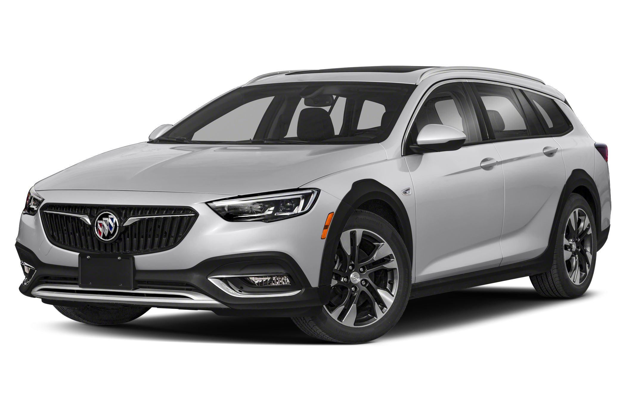 2018 Buick Regal TourX Preferred For a smoother ride opt for this 2018 Buick Regal TourX Preferre