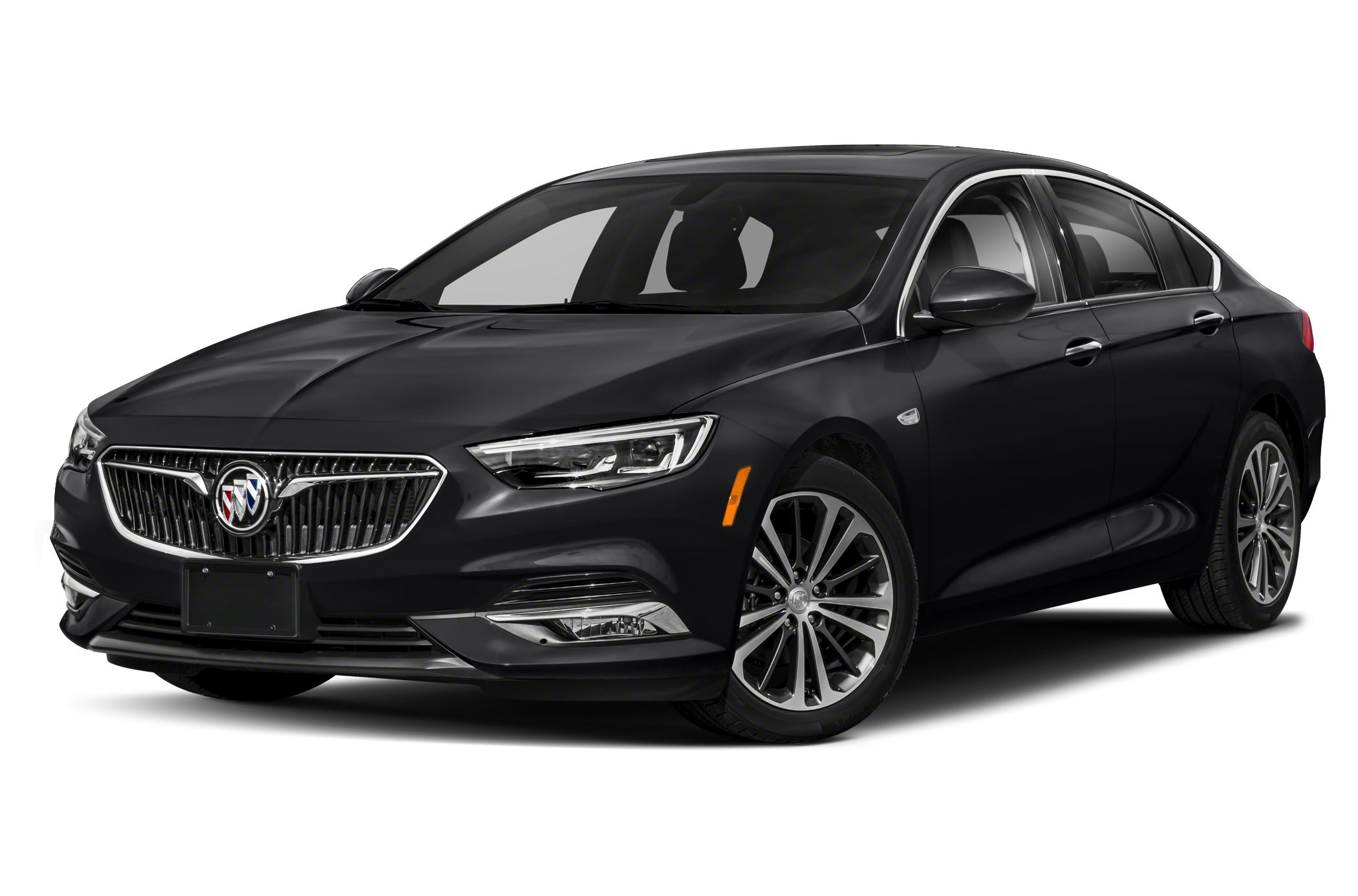 2018 Buick Regal Sportback Preferred Featuring a push button start backup camera braking assist