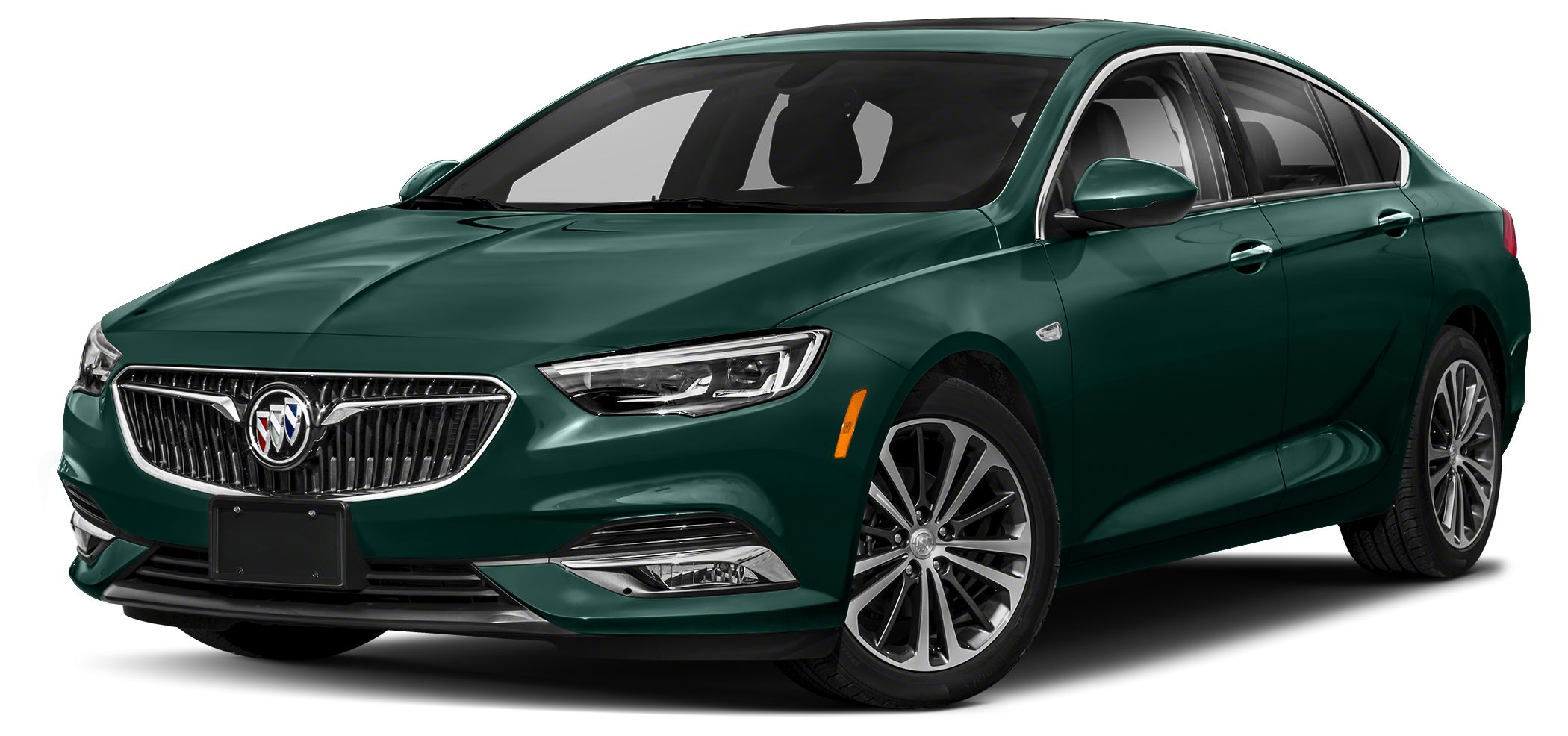 2018 Buick Regal Sportback Essence Color Carrageen Stock C1639 VIN W04GR6SX8J1101763