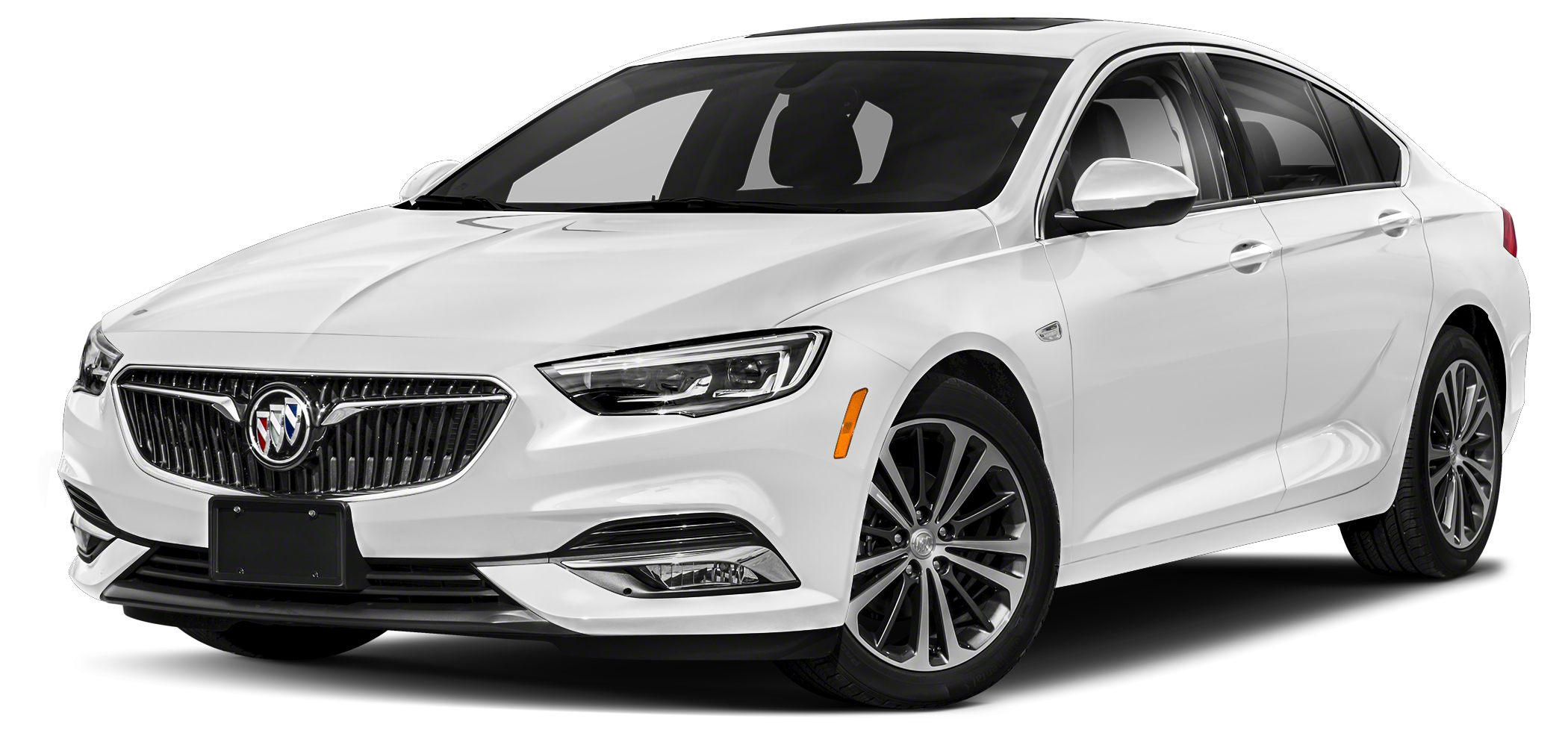 2018 Buick Regal Sportback Preferred New Arrival Optional equipment includes Driver Confidence