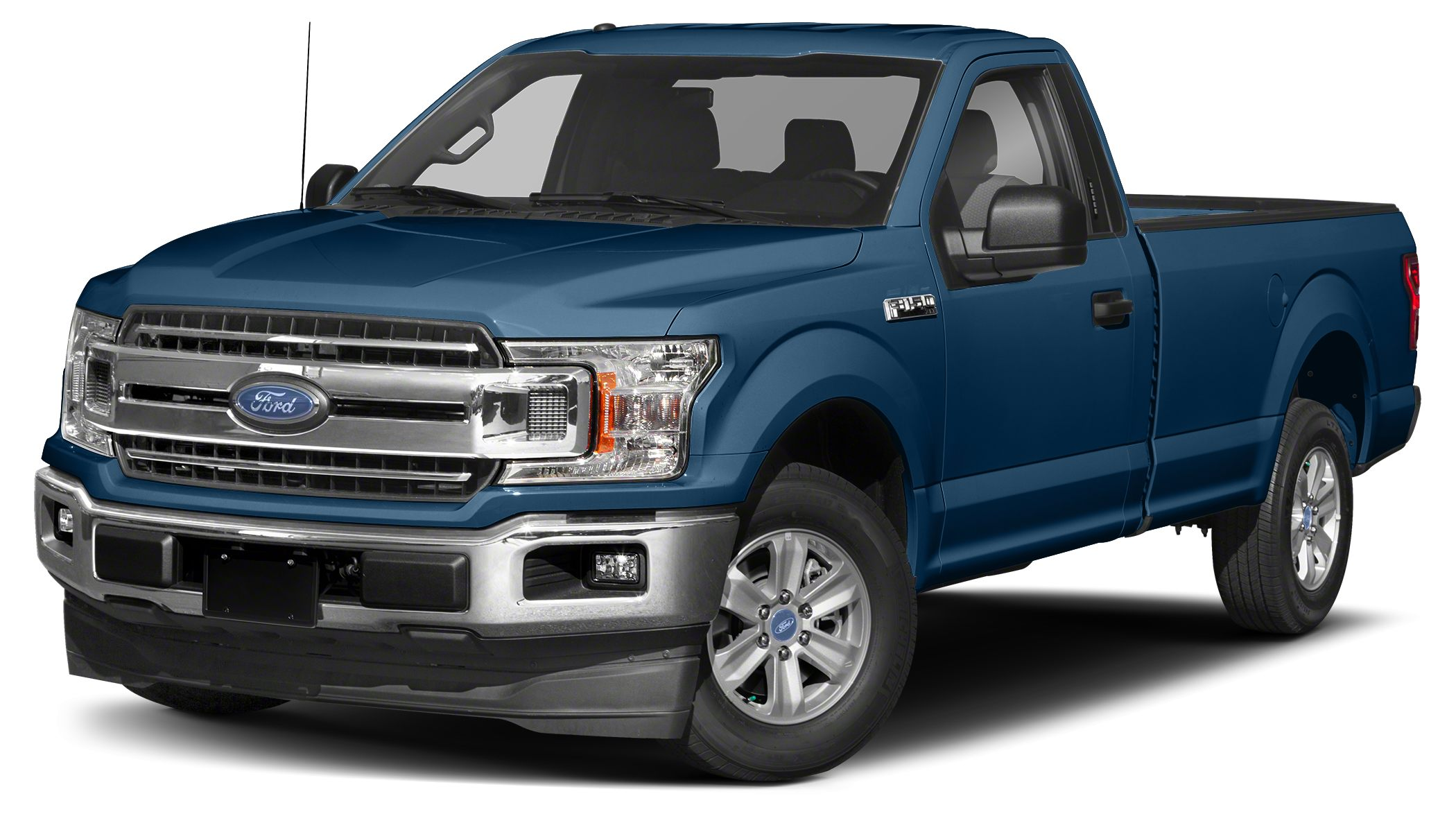 2018 Ford F-150  The backup camera braking assist hill start assist stability control traction