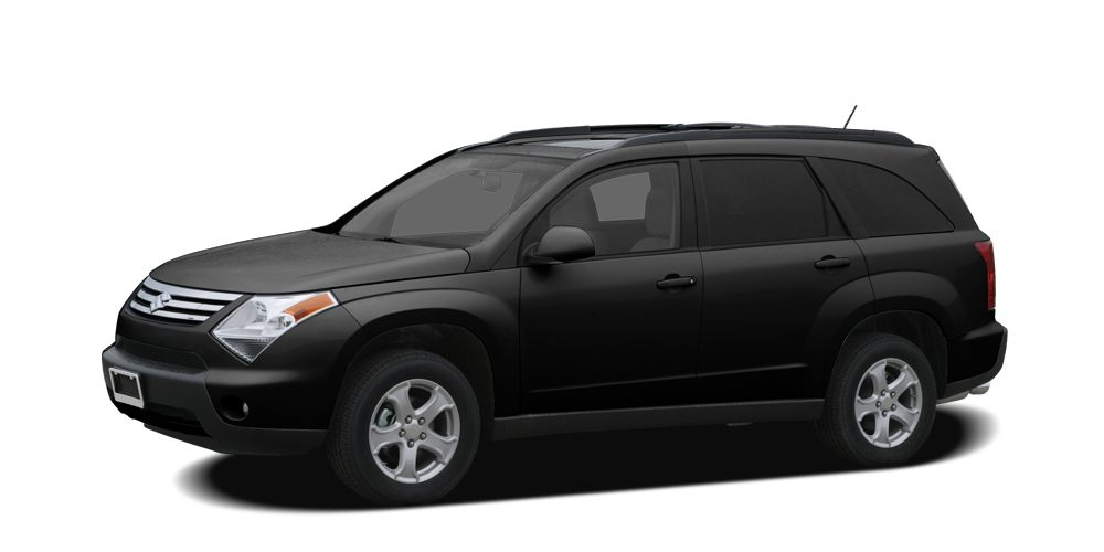 2008 Suzuki XL7 Base 5-Speed Automatic with Manu-Matic Shift Miles 131835Color Black Stock F