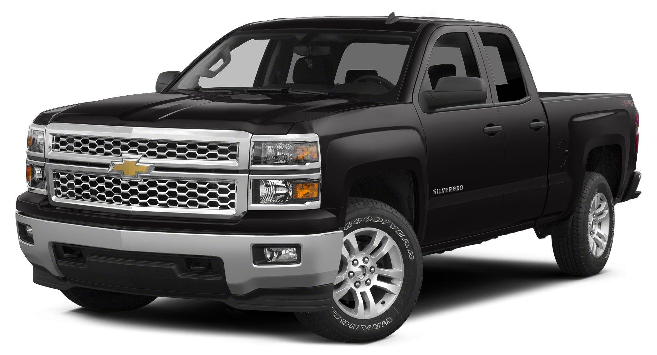 2014 Chevrolet Silverado 1500 1LT Look at this 2014 Chevrolet Silverado 1500 LT It has a Automati