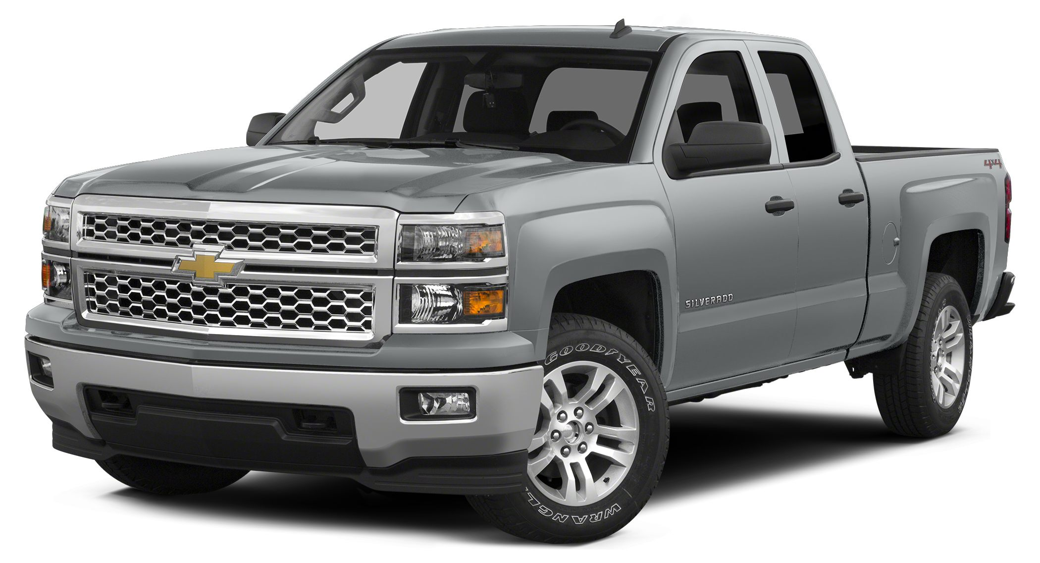 2014 Chevrolet Silverado 1500 WT FUEL EFFICIENT 24 MPG Hwy18 MPG City CARFAX 1-Owner GREAT MILE