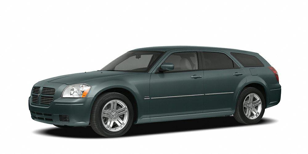 2006 Dodge Magnum Base Miles 166085Color Titanium Stock K17107A VIN 2D4FV47V56H402902