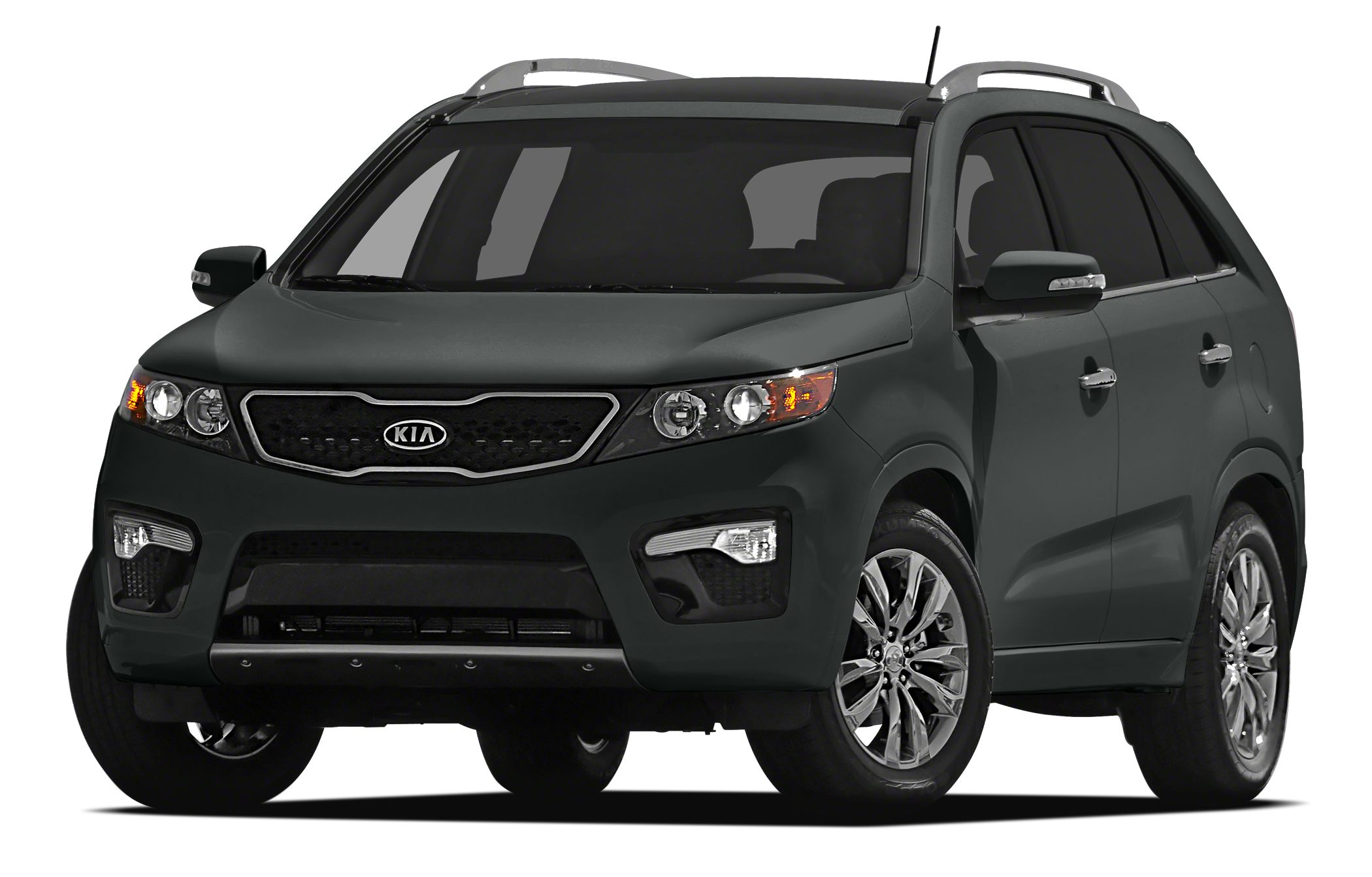 2013 Kia Sorento SX Navigation 7 passenger with third row Panoramic Sunroof Heated and ventilat
