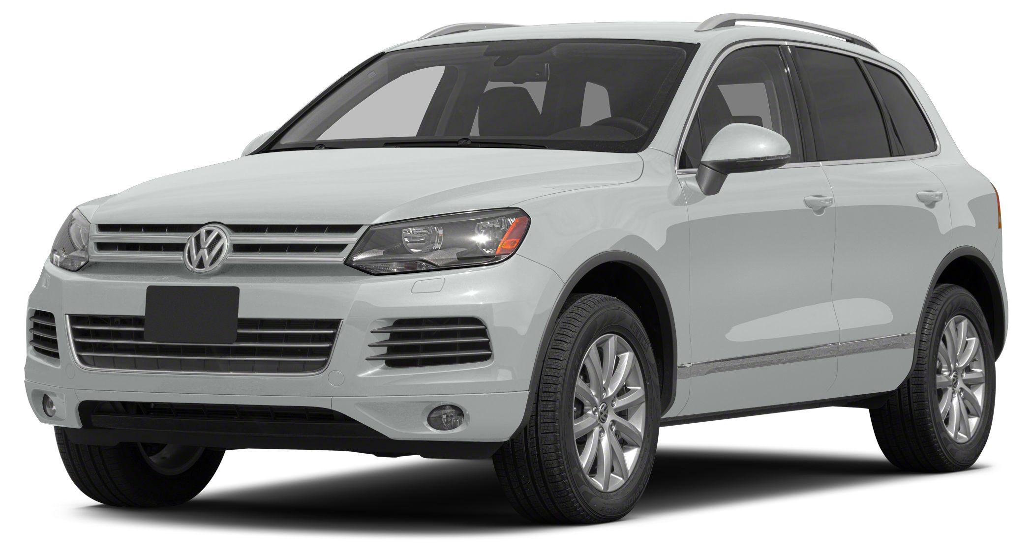 2014 Volkswagen Touareg TDI Sport CONLEY CERTIFIED 3 Month  3000 Mile Limited Warranty