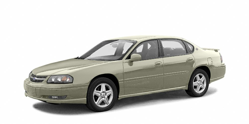 2004 Chevrolet Impala Base Real Winner Youll NEVER pay too much at Bayer Motor Company Want to