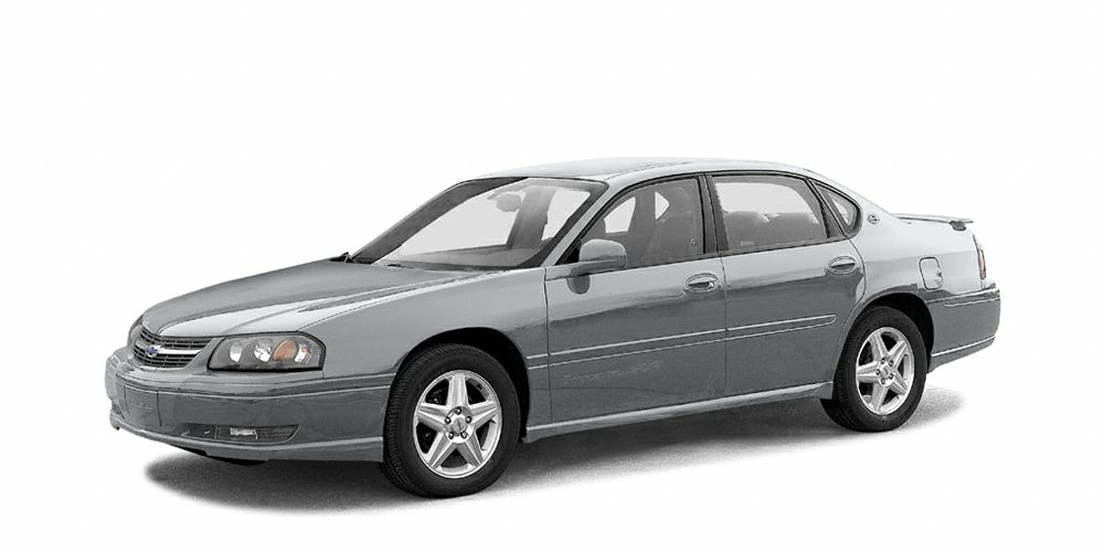 2004 Chevrolet Impala LS Miles 78396Color Galaxy Silver Stock H30291 VIN 2G1WH52K849416994