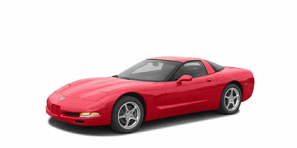 2004 Chevrolet Corvette Base This particular extremely-low-mile Corvette is absolutely gorgeous ou