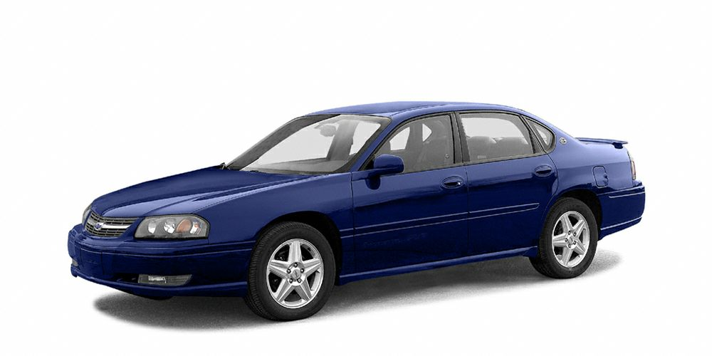 2004 Chevrolet Impala Base  WHEN IT COMES TO EXCELLENCE IN USED CAR SALES