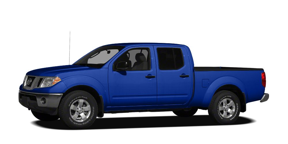 2012 Nissan Frontier PRO-4X Discerning drivers will appreciate the 2012 Nissan Frontier Feature-p