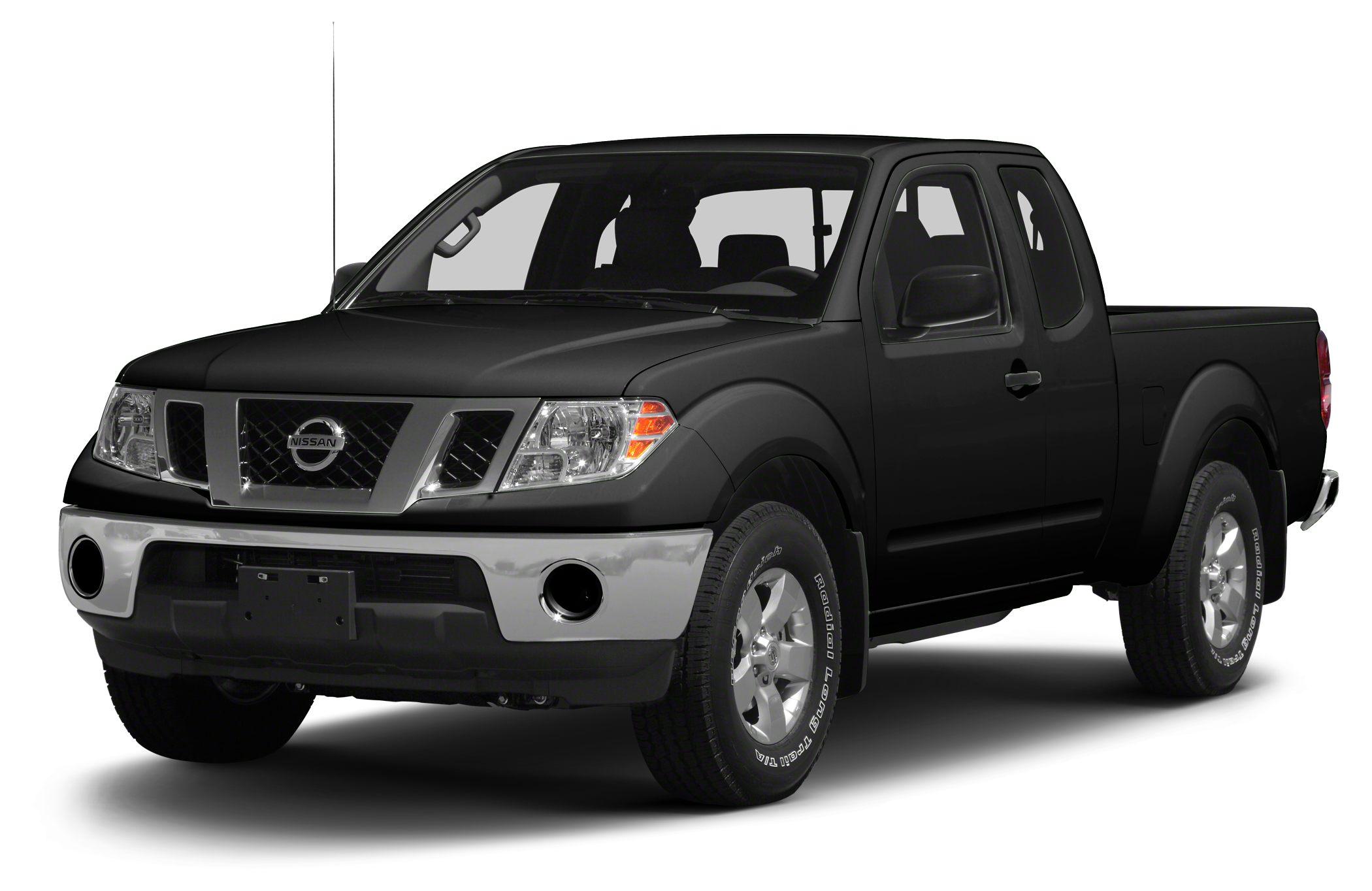 2012 Nissan Frontier  Miles 33511Color Super Black Stock N2699A VIN 1N6AD0CW6CC434268