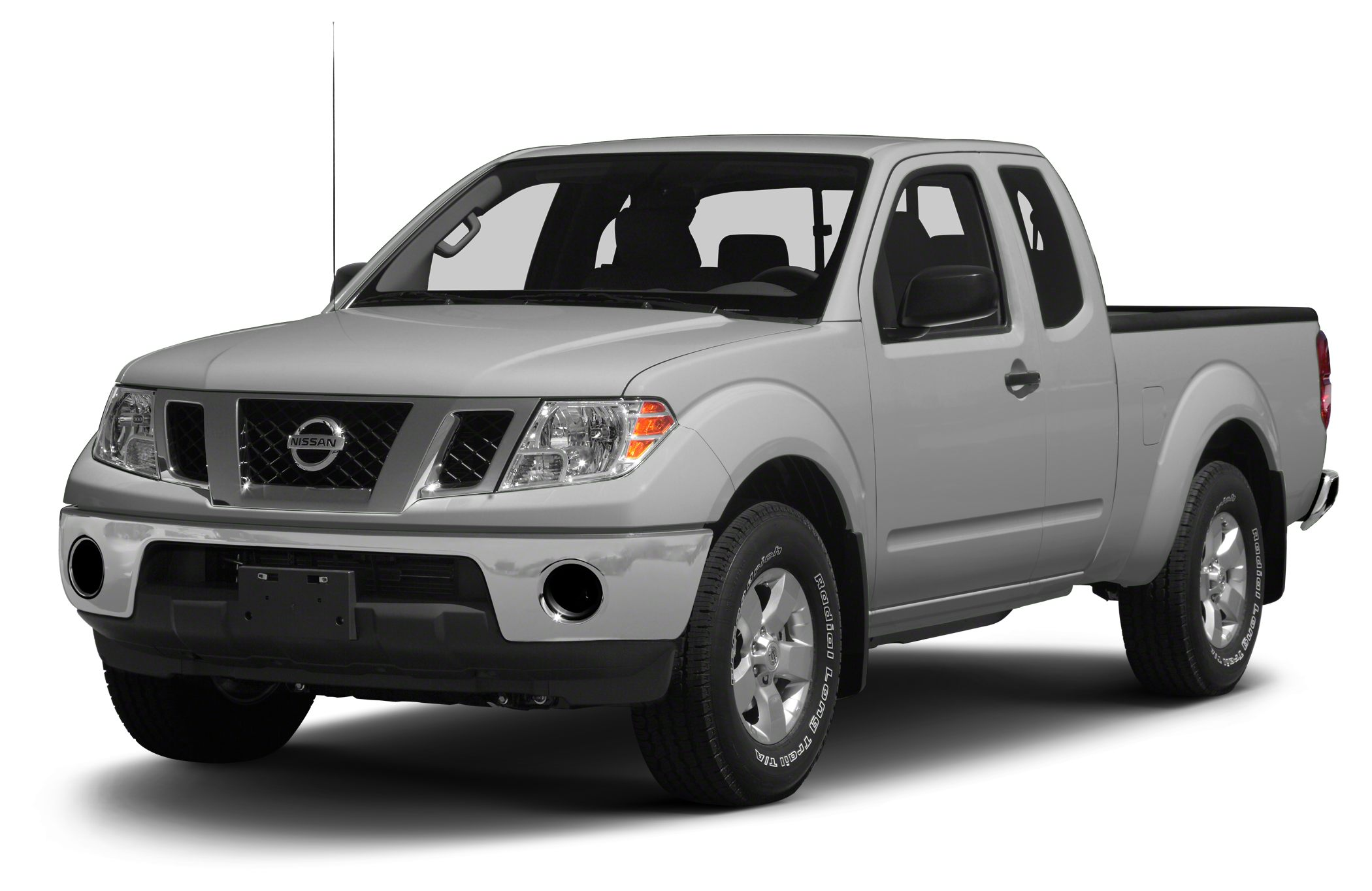 2012 Nissan Frontier SV-I4 Miles 38338Color Brilliant Silver Stock 16F226A VIN 1N6BD0CT0CC46