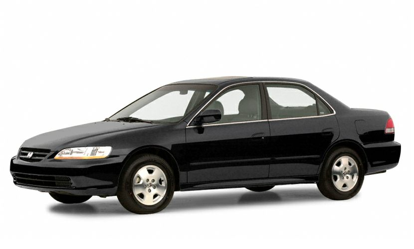 2001 Honda Accord 30 EX Miles 58478Stock p10038 VIN 1HGCG16501A023048
