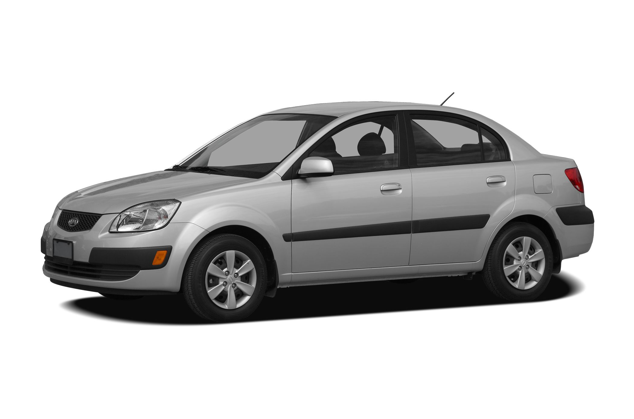 2008 Kia Rio  LOOK AT THE LOW MILES 5-Speed Manual with Overdrive for exceptional mileageA