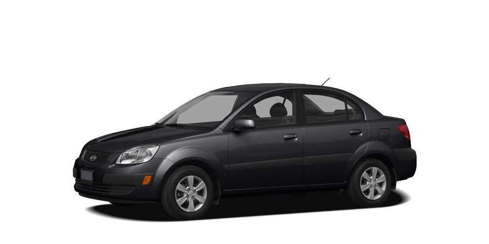 2008 Kia Rio SX This Black 2008 Kia Rio SX might be just the sedan for you It comes with a 16 li